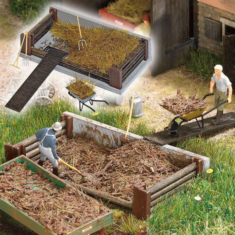 Как сделать садовый перегной