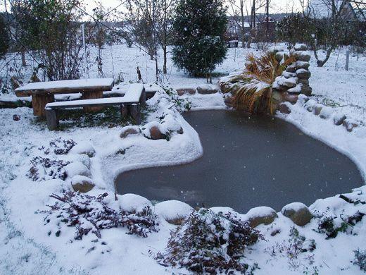 Подготовка на зиму