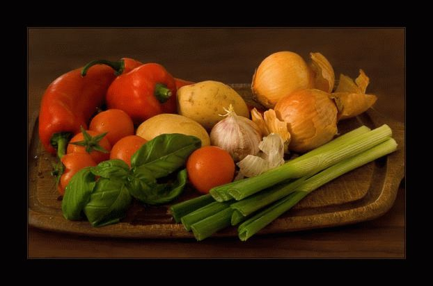 Различные виды овощей по-разному выращиваются и собираются