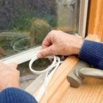 Утепляем окна — подготовка к зиме