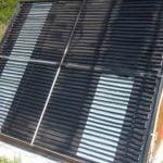 Солнечные батареи для мониторинга и контроля условий выращивания сада